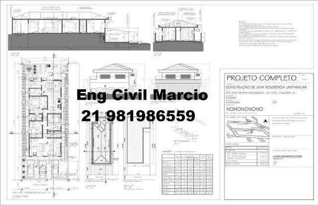 Engenheiro civil - Planta baixa - Projeto arquitetura - Foto 4