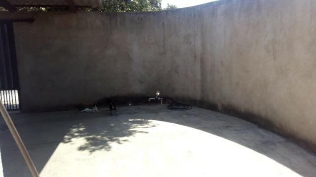 Casa no Residencial Aguas Claras Proximo a Castrillon R$ 125 mil sendo 2 quartos - Foto 4