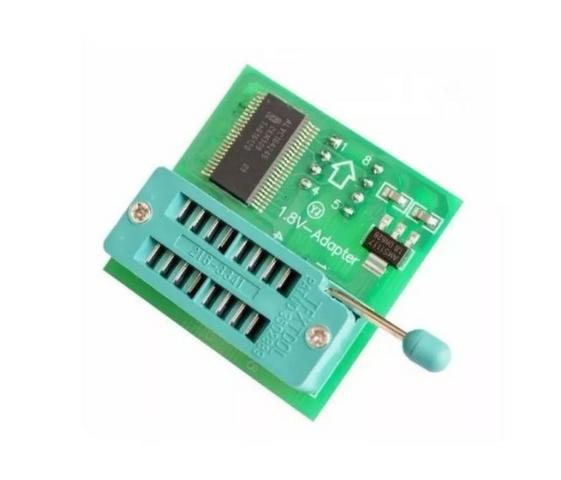 COD-AM230 Adaptador 1.8v Soic Eprom Bios Smd Tl866cs Ch341a Soic8 Arduino Automação - Foto 2