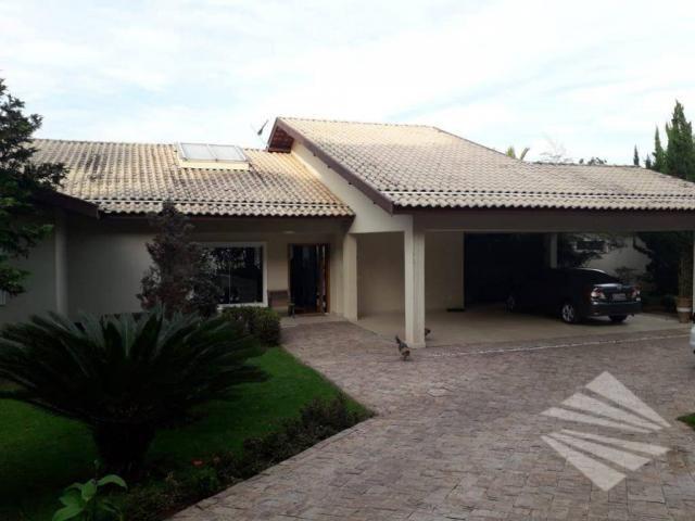Casa com 4 dormitórios para alugar, 550 m² por r$ 7.000/mês - chácaras cataguá - taubaté/s - Foto 20
