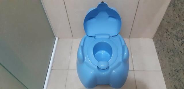Pinico Infantil Azul Menino