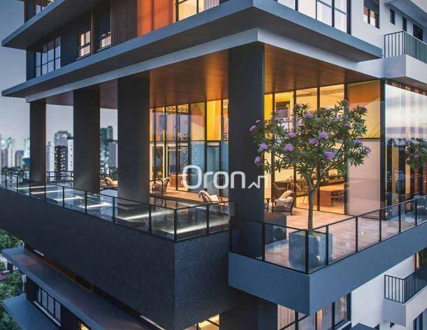Apartamento com 2 dormitórios à venda, 71 m² por R$ 396.000,00 - Setor Marista - Goiânia/G - Foto 4