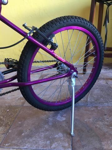 Bicicleta Barbie - Foto 3