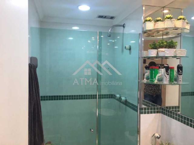 Apartamento à venda com 3 dormitórios em Vila da penha, Rio de janeiro cod:VPAP30144 - Foto 9