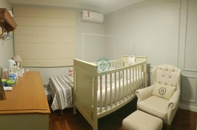 Lindo apartamento planejado de 3 quartos no jd dos estados - Foto 13