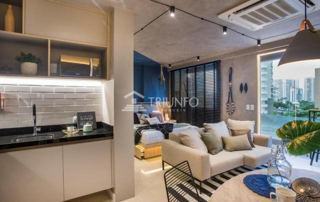 (EXR16134) 44m²: Apartamento compacto à venda no Cocó com 1 suíte