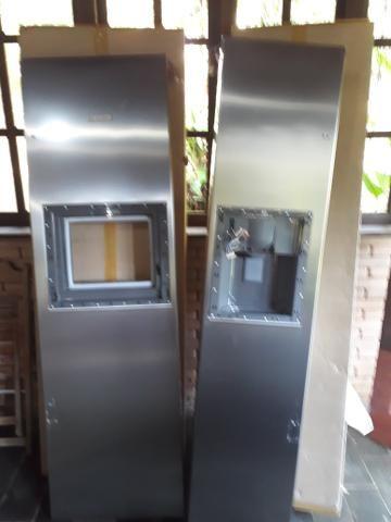 Portas de side by side.electrolux - Foto 2
