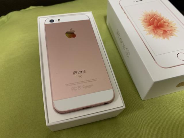 IPhone SE 128GB zero na caixa com nota fiscal - Foto 4
