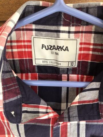 Camisa Infantil Fuzarka