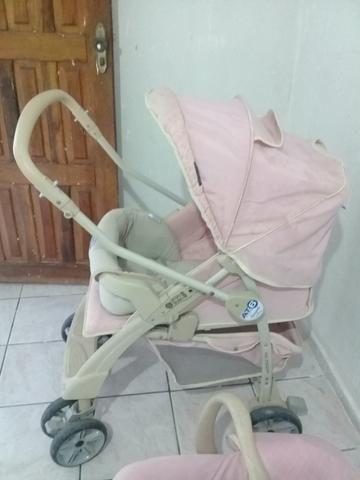Carrinho e bebê conforto Burigotto - Foto 5