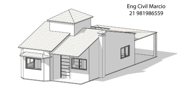 Engenheiro Civil - Planta baixa - Usucapião - Foto 5