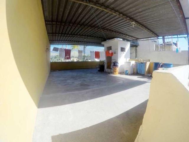 Otima casa com 2 quartos + 3 vagas + Terraço - Foto 10
