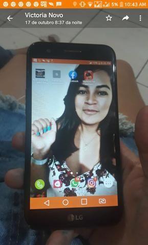 Vendo Lg k10 apenas o celular - Foto 3