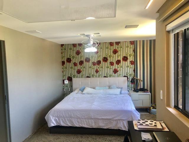 Apartamento com 180 metros, 3 suítes, mobiliado e decorado com vista para o mar - Foto 8