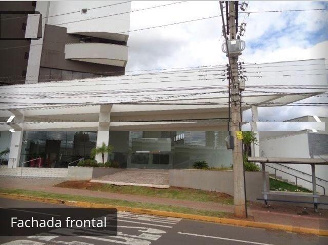 Amplo Espaço Comercial em frente ao Shopping Campo Grande Edifício Grand Tower - Foto 17