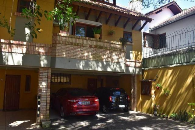 Casa de condomínio à venda com 3 dormitórios em Ipanema, Porto alegre cod:69166 - Foto 3