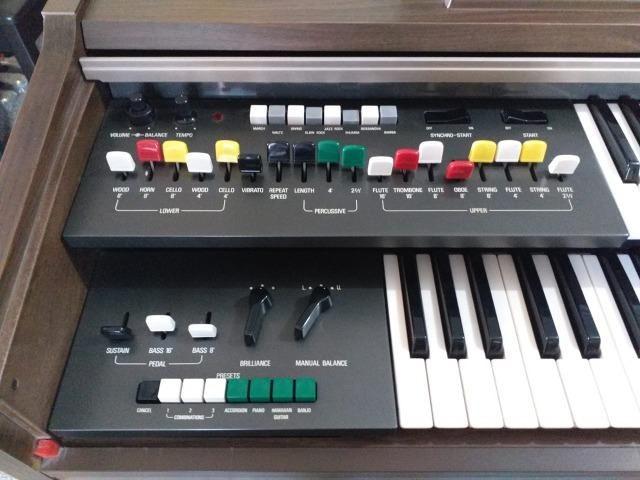 Órgão Yamaha B20 - Foto 2