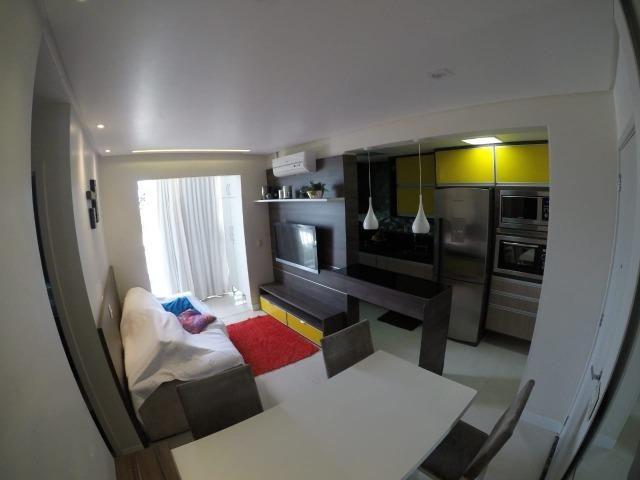 Apartamento 2 quartos C/suíte, mobilhado em Jardim Limoeiro