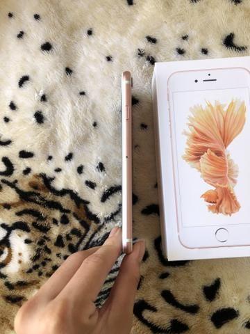 BARBADA! iPhone 6s semi novo! - Foto 4