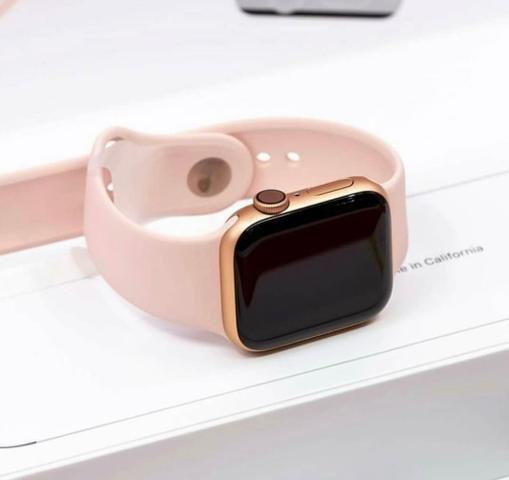 Apple Watch Serie 4, 40 e 44mm Silver/Rose/Space Gray (Lacrado) - Foto 3