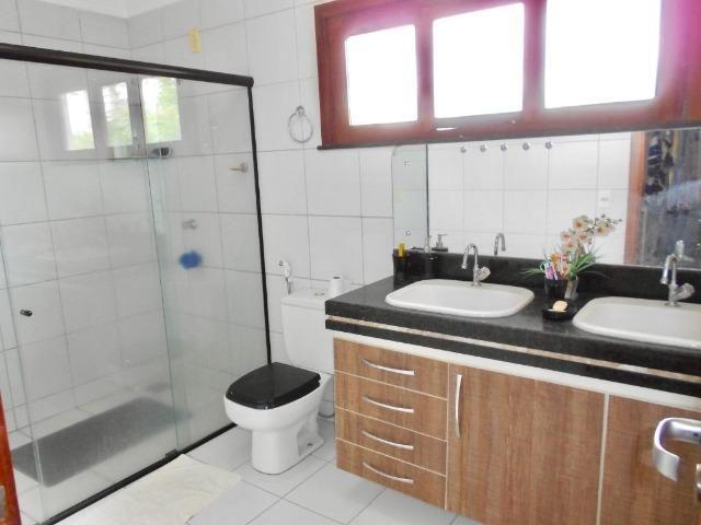 Casa em Cond no Eusébio - 313m² - 4 Suítes - 4 Vagas (CA0670) - Foto 12