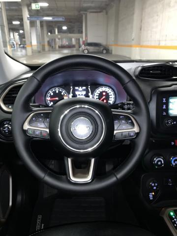 Jeep renegade sport diesel 2016 4x4 c/ bancos em couro extra!!! - Foto 17