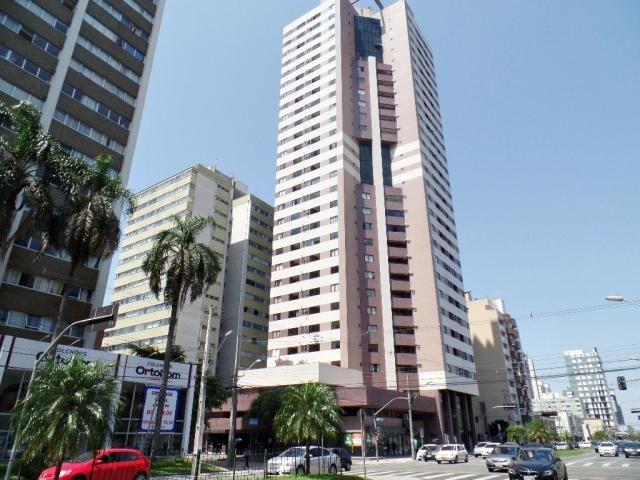 Apartamento para alugar com 2 dormitórios em Centro, Curitiba cod:00335.004