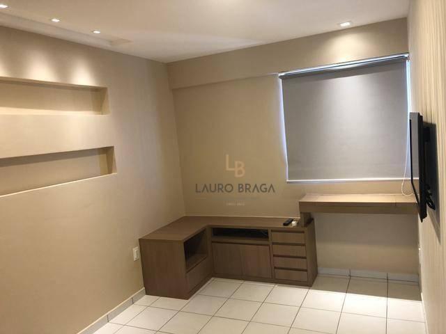 Edf. Vivart Apartamento com 3 dormitórios à venda, 83 m² por R$ 420.000 - Jatiúca - Maceió - Foto 12