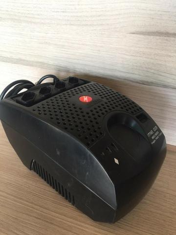 Estabilizador Mie G3 500W Bivolt - Foto 4