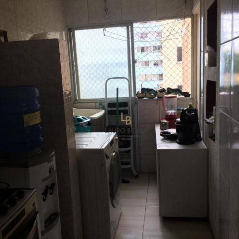 Apartamento no Jardim Vaticano,com 3 dormitórios à venda, 79 m² por R$ 170.000 - Jatiúca - - Foto 8