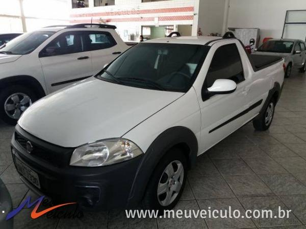 Fiat Strada Working 1.4 Fire Cabine Simples 2018