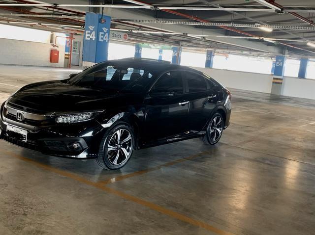 Honda Civic touring turbo 1.5 Novo