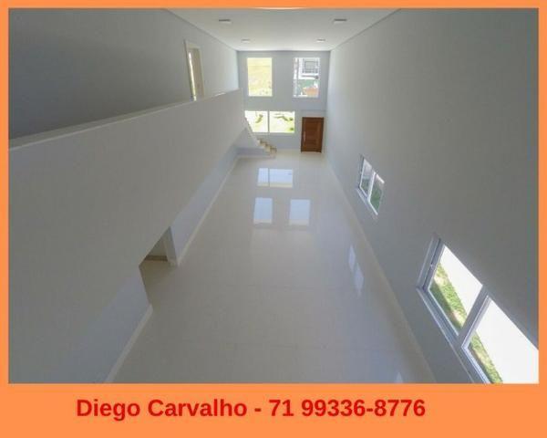 Casa 4 Suites em Alphaville II - Fina acabamento (1) - Foto 3