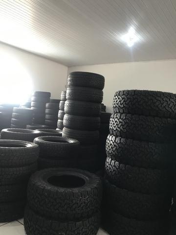 Show de ofertas remold barato grid pneus