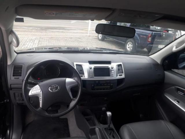Hilux SRV 4x4 2.7 aut. 2013 - Foto 5