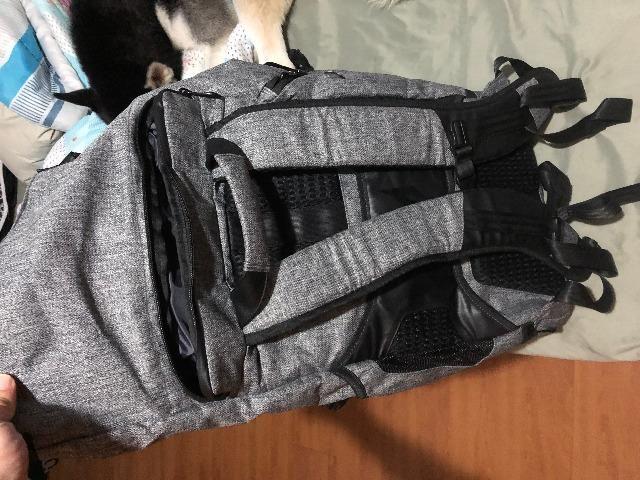 Mochila Gamer Predator Rolltop para Notebook Até 15? Semi-nova - Foto 6