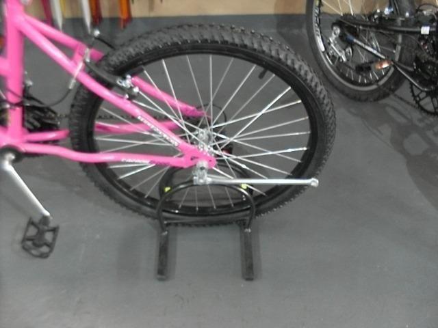 Bicicletário de Chão 5 bikes R$ 189,00 - Foto 3