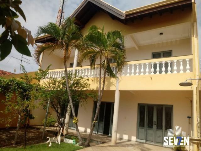 Casa à venda com 3 dormitórios em Jardim bela vista, Bauru cod:4242