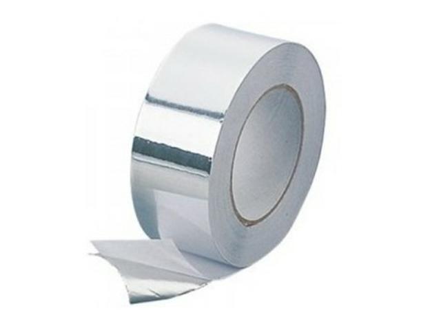 Fita Alumínio Adesiva P/refrigeração - Foto 2