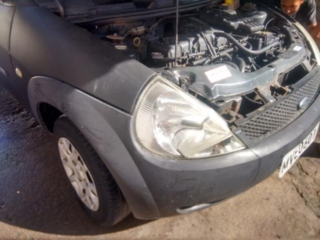 Ford ka zetec rocam básico vendo ou troco - Foto 5