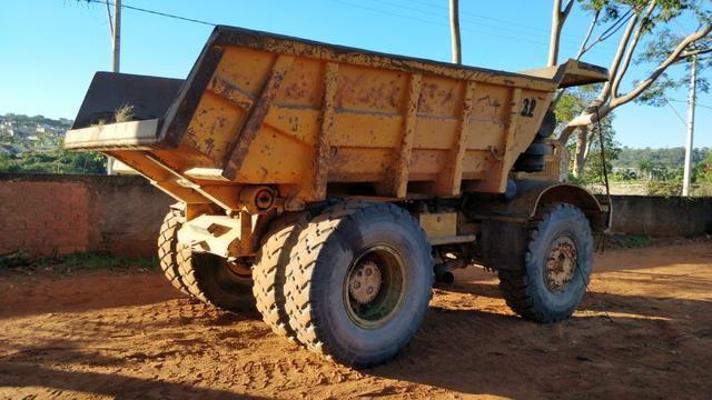 Caminhão fora de estrada randon rk425 mineraçao pedreira - Foto 4