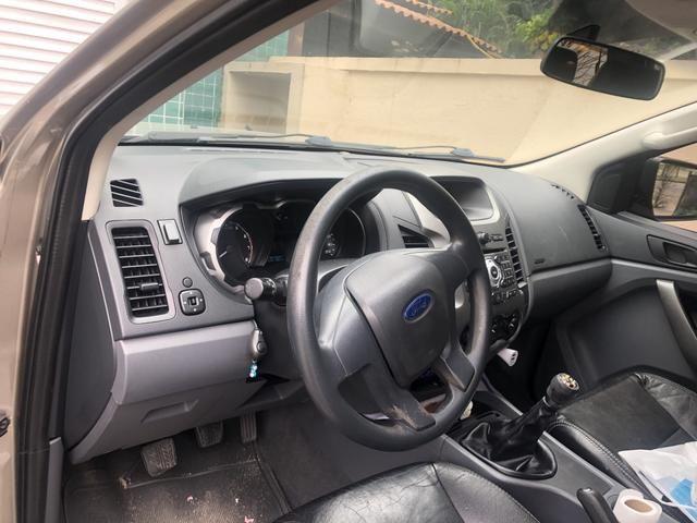 Ford Ranger XLS 2,5 flex - Foto 4