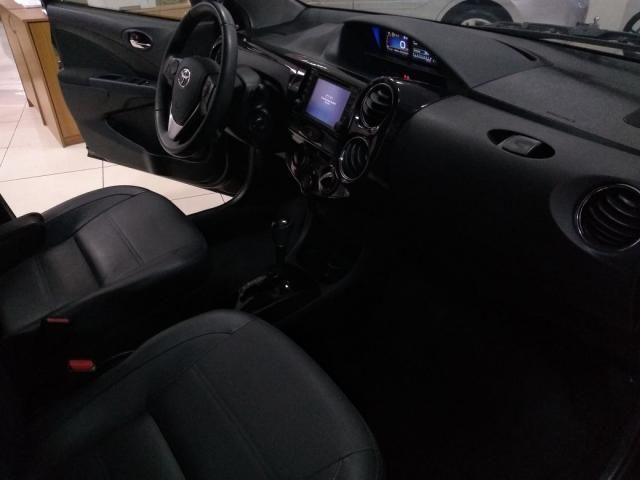 Toyota etios 1.5 platinum 16v flex 4p automatico - Foto 9
