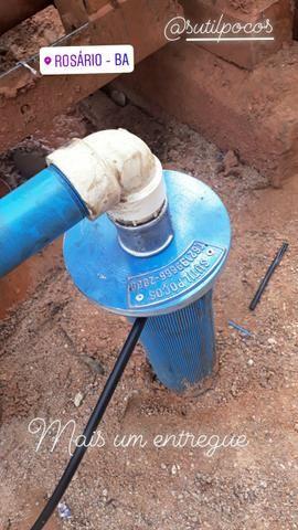 Sutilpoços poços artesianos e vendas de bombas submersas ebarra e assistência técnica - Foto 5