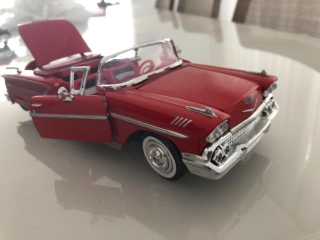Miniaturas carros em metal 1:24 - Foto 3