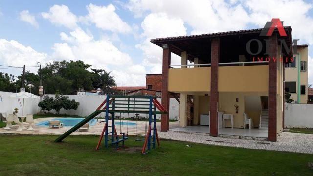 Apartamento residencial à venda, Mondubim, Fortaleza. - Foto 5