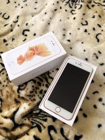 BARBADA! iPhone 6s semi novo! - Foto 2