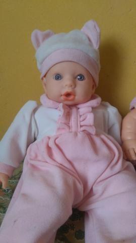 Bonecas Rosas - Foto 2