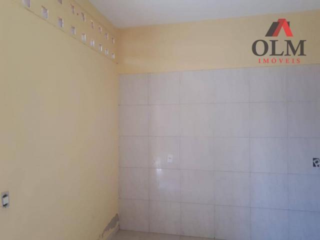 Apartamento com 1 dormitório para alugar, 28 m² por R$ 500/mês - Benfica - Fortaleza/CE - Foto 7