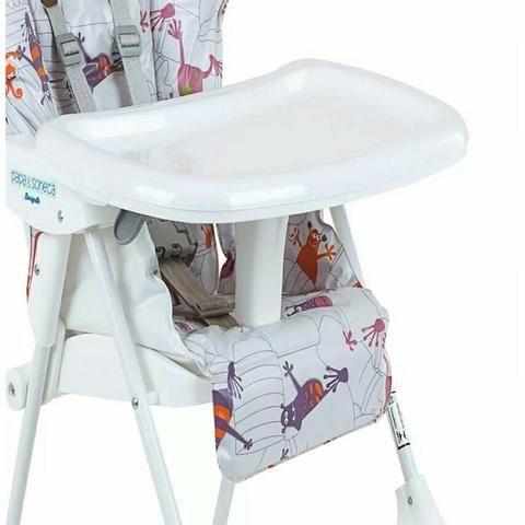 P R O D U T O N O V O - Cadeira de Alimentacao Burigotto - Foto 3